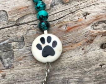 Pet Charm keychain