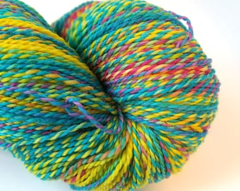 Basic - Original Fingering - SW Merino Nylon Hand-Dyed Yarn