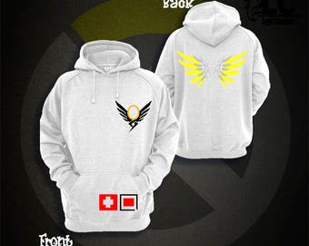 Overwatch-Mercy Sweater