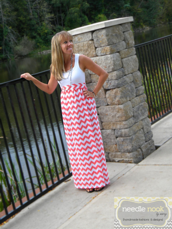 The PLUS SIZE Maxi-Tank Dress Women\'s Maxi Dress
