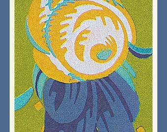 GREAT SALE Art DecoRose Flower Counted Cross Stitch Chart