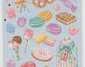 Sweets Stickers - Mind Wave Stickers - Reference A4672