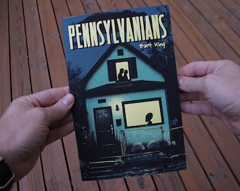 Pennsylvanians - Limited Edition Comic Book