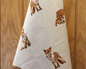 Fox Tea Towels