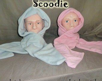 Light pink scoodie