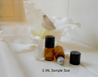Perfume Oil Samples, All Natural Perfume, Tropical Scents, Wholesale Sample Bottles, Roll On Perfume Scents, Floral Fragrances