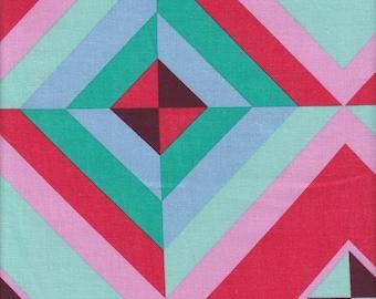 Rowan Amy Butler Hapi Sky Pyramid Linen/Cotton Blend - Half Yard