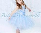 Winter Snow Fairy Costume...