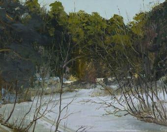 Winter Stralling