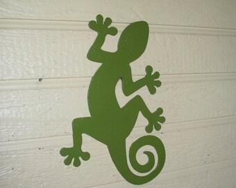 Metal Lizard...Gecko