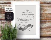 Personalized friendship q...