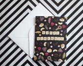 Birthday Card | Scrabble ...