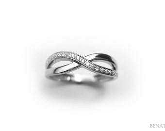 in wedding tw for infinity shop ring gold p white ct diamond