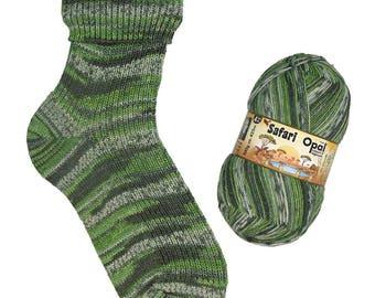Opal Sock Yarn Safari superwash 100g/465yds #9532