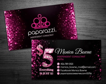 Business calling cards etsy paparazzi business cards paparazzi business card paparazzi jewelry paparazzi accessories paparazzi reheart Choice Image