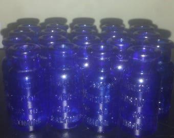 Bromo Seltzer bottles (small)