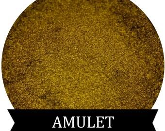 AMULET Metallic Gold Eyeshadow Halloween Collection
