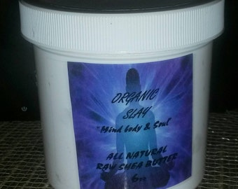 All Natural Raw Shea Butter 2oz