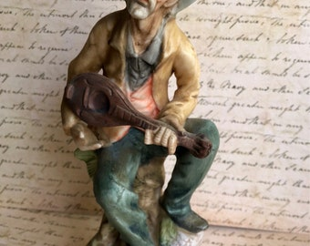 The Hobo , Collectable, Vintage , Vintage Figurines , Antiques , Hobo Statues , Timeless Curiosities , Statues , Carnival People