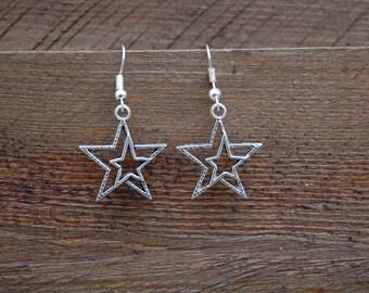 original earrings star