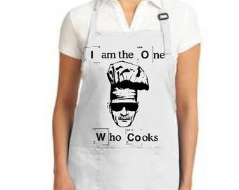 Walter White Breaking Bad Apron