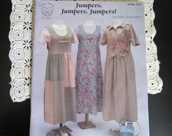 Sewing pattern book for women's JUMPERS
