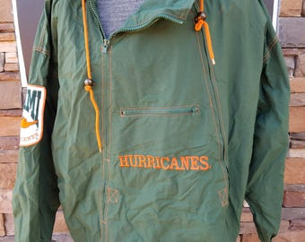 Vintage Miami Hurricanes Looney Tunes Jacket