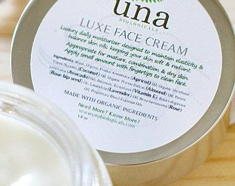 Luxe Face Cream Sample