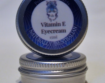 Vitamin E Eye Cream   15ml