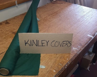 Green Kenized® Anti-Tarnish Cloth By-The-Yard