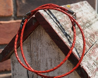 Eyeglass Chain - Classic Leather - Eyeglass Cord