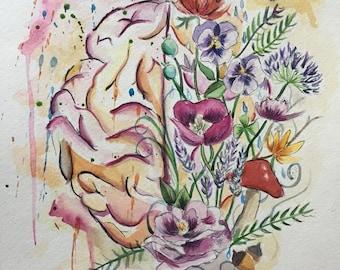 Mind of Flowers