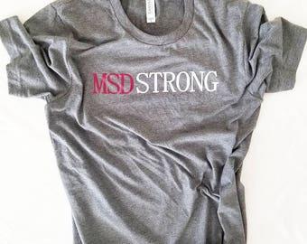 MSD STRONG | Marjory Stoneman Douglas High | Eagles | MSD