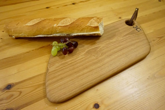 Oak Serving Board 4