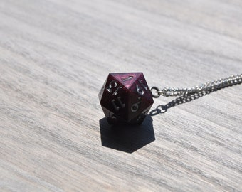 D20 Necklace B
