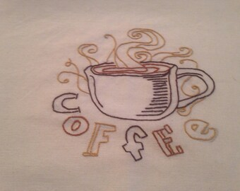 Tea Towel - For the Coffee Lover