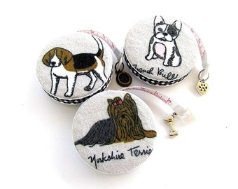 Tape Measure Dog Breeds Retractable Tape Measure