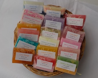Baby Shower Soap Favors - Birthday Party Favors - Baby Shower Favors - From My Shower to Yours