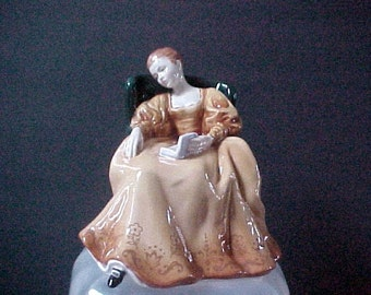 """Royal Doulton Romance  HN 2430  5-1/4"""" tall  Mint Condition, no chips, scratches, repairs or crazing"""