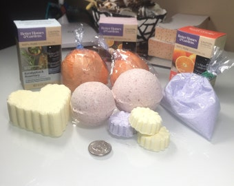 Build your own bath bomb (or powder)