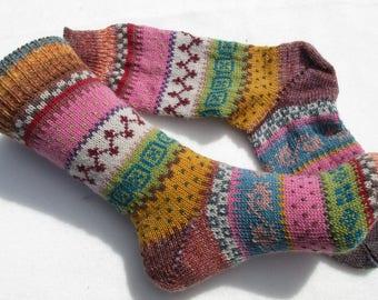 Colorful socks OLA 35-36