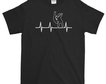 Judo Heartbeat Sublime T-Shirt Awesome Print Gift Tee Judo Love