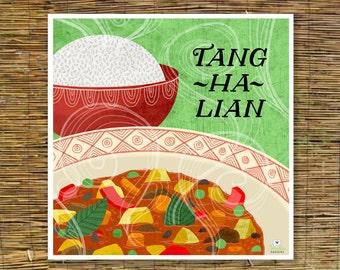 Filipino Food Art