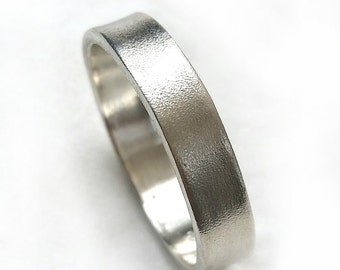 Simple mens ring Etsy