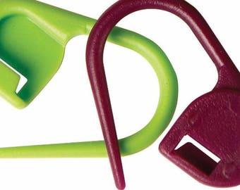 Knit Pro Locking Stitch Markers  -