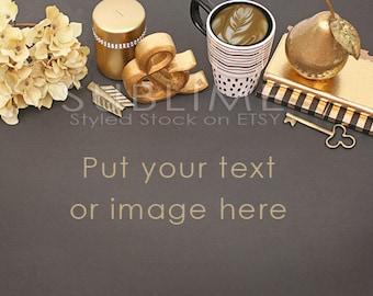 Styled Stock Photography / Styled Desktop / Photo Mock Up / Product Background / Styled Photography / JPEG Digital Image / StockStyle-394
