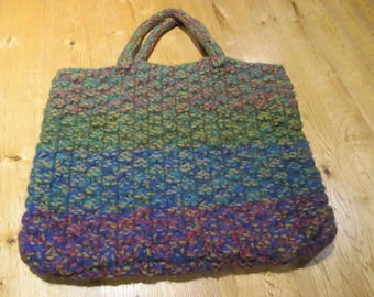 Handmade Knitted bag