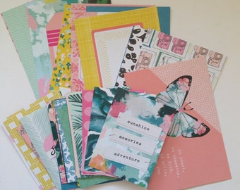 Chasing Dreams - Maggie Holmes, Project Life, PL, Journaling Cards, Planner Kit, Card Making, Journaling