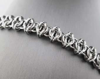 Chainmaille bracelet Etsy