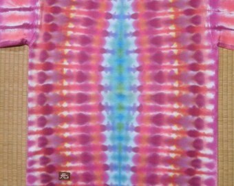 PSYCHeDELIC TIeDYE TSHiRT - SiZE SMaLL Wearable ART - FREE SHiPPING!!!